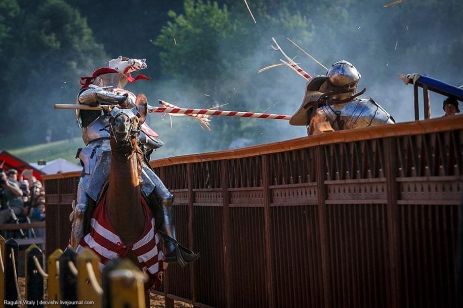 Рыцарский турнир Святого Георгия