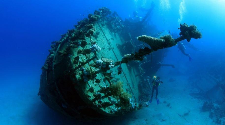 Призраки глубин: какую технику можно найти на дне океанов