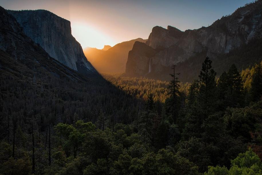 Путешествие в Калифорнию — Золотой штат