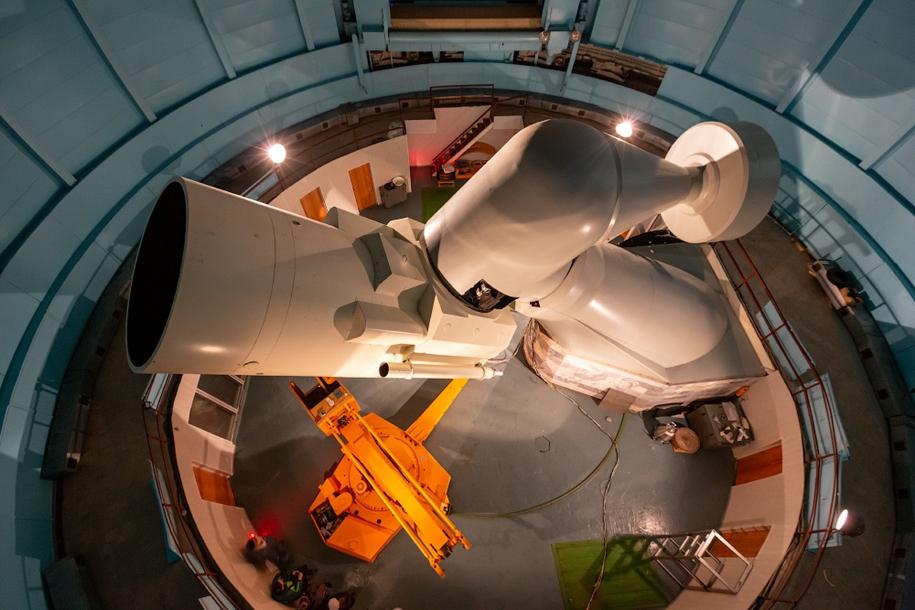 Обсерватория Пик Терскол