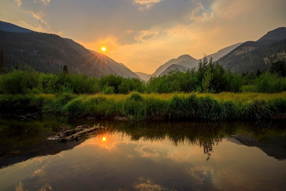 Окружающая природа в фотографиях