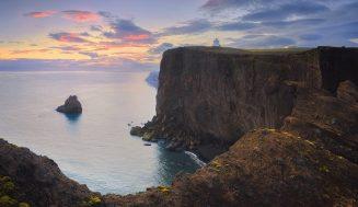 Красивый пейзаж от Федерико Пента