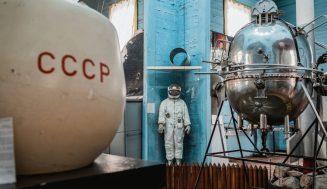Уникальный Музей космонавтики в церкви