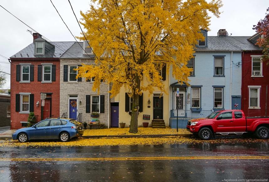 Осенние краски Ланкастера