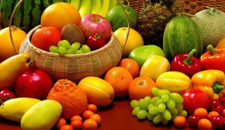 Красивые фотографии фруктов и ягод