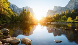Красивые рассветы в самых живописных местах мира