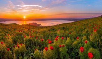 Завораживающие пейзажи Фёдора Лашкова