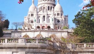 Атмосферные пейзажи Парижа