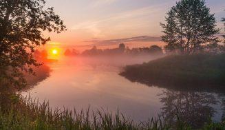 Природа подмосковья в красивых фотографиях Андрея Олонцева