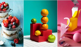 Натюрморты насыщенные яркими красками